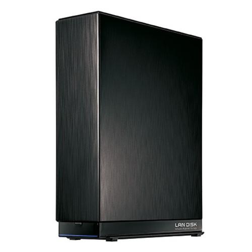 IODATA HDL-AAX4 デュアルコアCPU搭載 ネットワーク接続ハードディスク 4TB