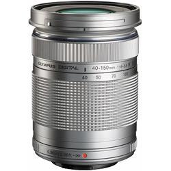 【長期保証付】オリンパス M.ZUIKO DIGITAL ED 40-150mm F4.0-5.6 R(シルバー)