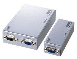 サンワサプライ VGA-EXSET2 ディスプレイエクステンダー