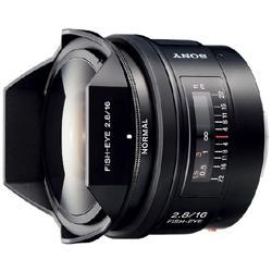 ソニー 16mm F2.8 Fisheye