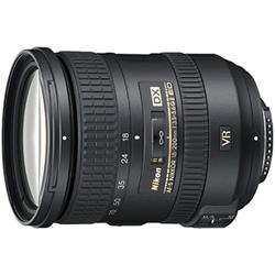 ニコン AF-S DX NIKKOR 18-200mm f/3.5-5.6G ED VR II