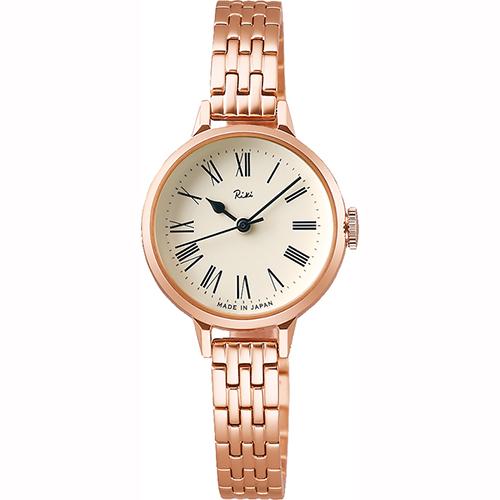 在庫あり 14時までの注文で当日出荷可能 セイコー AKQK032 リキ レディース 当店は最高な サービスを提供します 腕時計 Riki 卓抜
