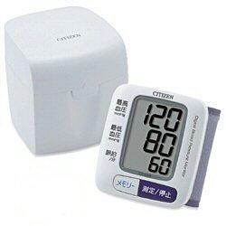 新作からSALEアイテム等お得な商品満載 シチズン 初売り CH-650F 手首式血圧計