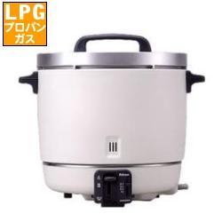 パロマ PR-403SF 業務用ガス炊飯器 炊飯専用 2升 プロパンガス用