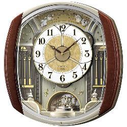 セイコー RE564H 電波掛け時計 ウエーブシンフォニー