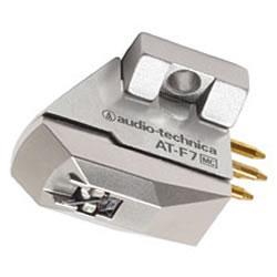 オーディオテクニカ AT-F7 MC型(デュアルムービングコイル) ステレオカートリッジ