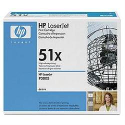 HP Q7551X 純正 大容量プリントカートリッジ ブラック