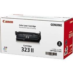 CANON CRG-323IIBLK 純正 大容量トナーカートリッジ323II ブラック
