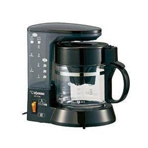 爆安 在庫あり 14時までの注文で当日出荷可能 象印 マホービンコーヒーメーカー ブラウン EC-TC40-TA 上品