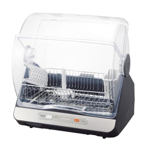 東芝 VD-B10S-LK(ブルーブラック) 食器乾燥機 6人用