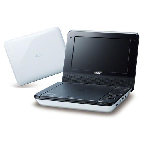 DVP-FX780-W(ホワイト) ポータブルDVDプレーヤー