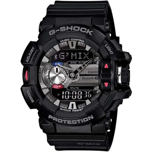 CASIO GBA-400-1AJF G-SHOCK ジーショック G'MIX(ジーミックス) メンズ