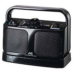 JVC SP-A850-B(ブラック) ワイヤレススピーカー みみ楽