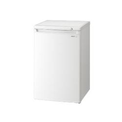 【設置】シャープ FJ-HS9X-W(ホワイト) 直冷式 1ドア冷凍庫 右開き 86L
