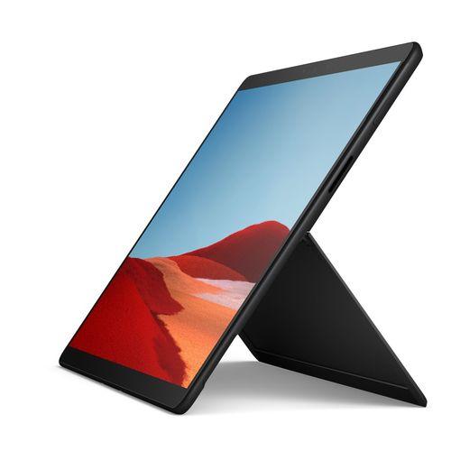 【長期保証付】マイクロソフト Surface Pro X(ブラック) 13型 SQ1 8GB/128GB LTEモデル MJX-00011