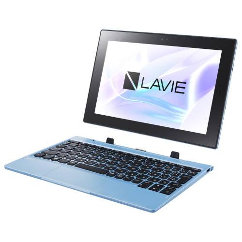 NEC PC-FM150PAL(ライトブルー) LAVIE First Mobile 10.1型 2in1パソコン