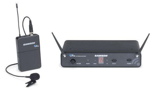 SAMSON サムソンワイヤレス・マイク・システム SW88LM5 周波数可変式