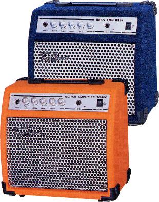 "Tony Smith吉他放大器""TG-100"""