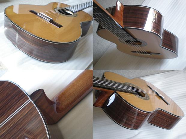 邓小平古典吉他 AST 65 日本制造的