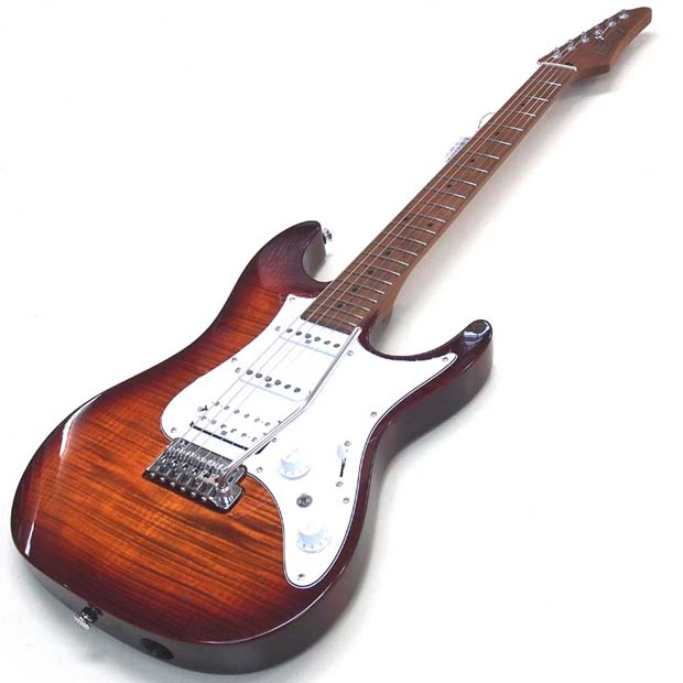 Ibanez アイバニーズ AZ224F BTB Brown Topaz Burst エレキギター