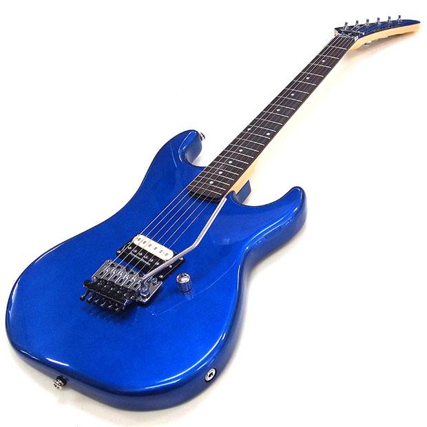 エレキギター Kramer クレイマー Baretta Vintage Candy Blue ベレッタ ヴィンテージ キャンディ ブルー【メーカー2ndアウトレット】【国内正規品】[98765]