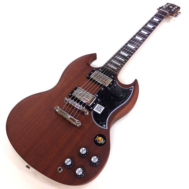 エピフォン エレキギター Epiphone Worn G-400 WB Worn Brown SG 【98765】【SG】