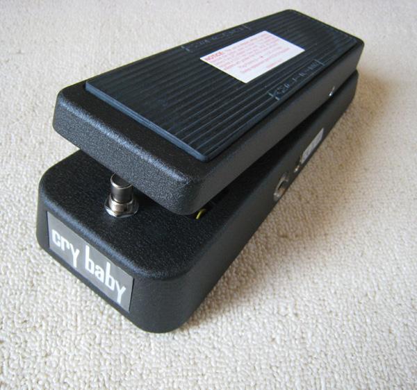 Dunlop エフェクター 『GCB-95』 CRY BABY クライベイビー
