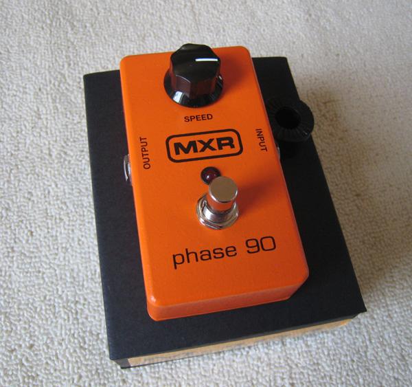 Dunlop エフェクター MXR 『M-101』 PHASE 90