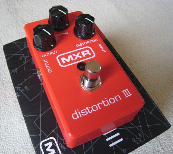 Dunlop エフェクター MXR  『M-115』 distortion III