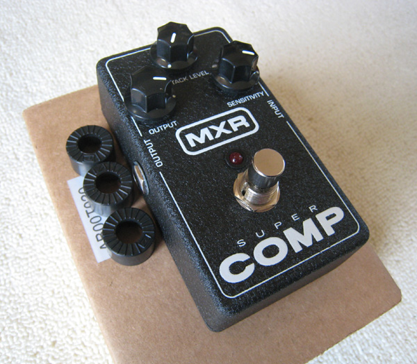 Dunlop エフェクター MXR  『M-132』 SUPERCOMP