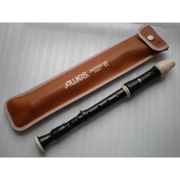 AULOS アウロス ソプラノリコーダー 新商品 新生活 205A-E バロック式