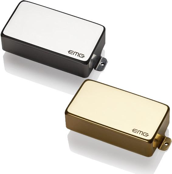 EMG ピックアップ EMG-60 Chrome/Gold