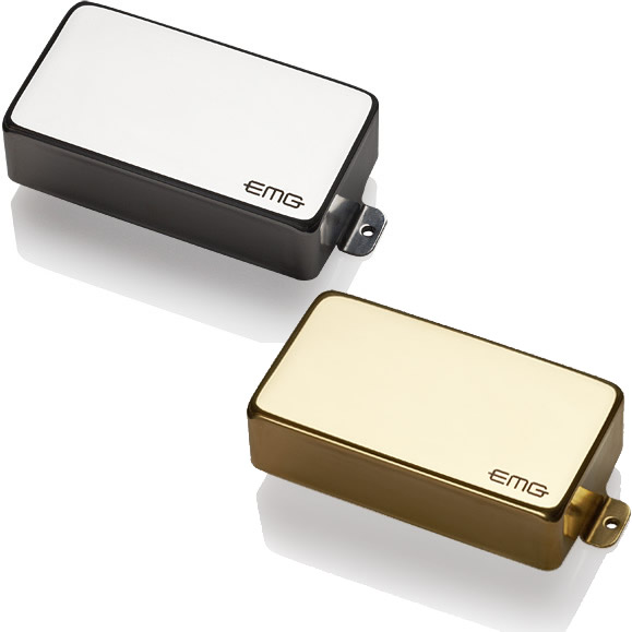 EMG ピックアップ EMG-81 Chrome/Gold