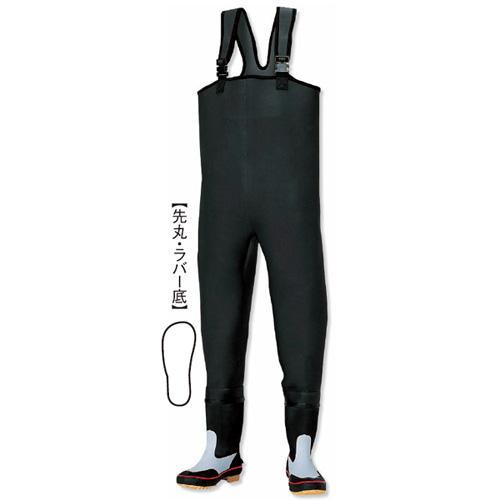 阪神素地 CF-403 胴付長靴[先丸・ラバー底] 28cm