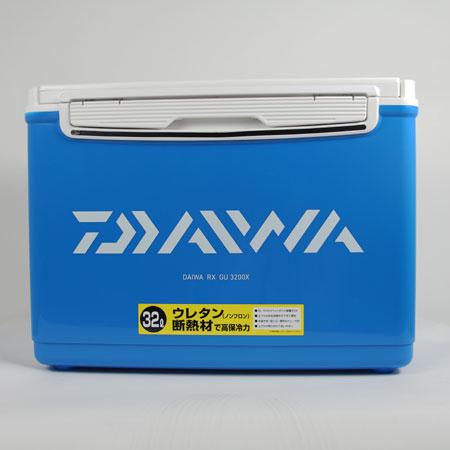 ダイワ RX GU 3200X ブルー クーラー