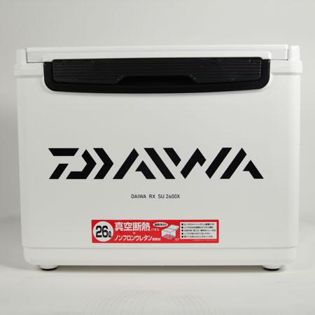 ダイワ RX SU2600X ホワイト クーラー