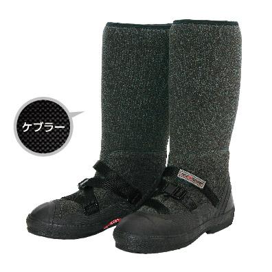 阪神素地 FX-880 【FIELD X-TREAMER】ケブラーブーツ S