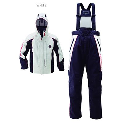 奥林匹克PROMIND石墨领导人专业心理雷恩服装上下安排WHITE LL(G38048)