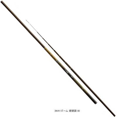 シマノ 中継渓峰(ちゅうつぎけいほう)ZL 硬硬調 75 渓流竿
