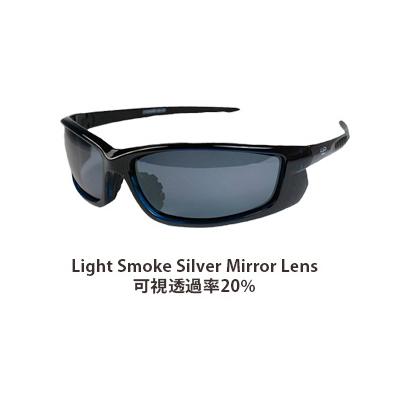 2fc0e125b054 LSD Search (search)  Clear Blue Black Frame polarization sunglasses clear  blue-black   lens  Light smoked silver mirror