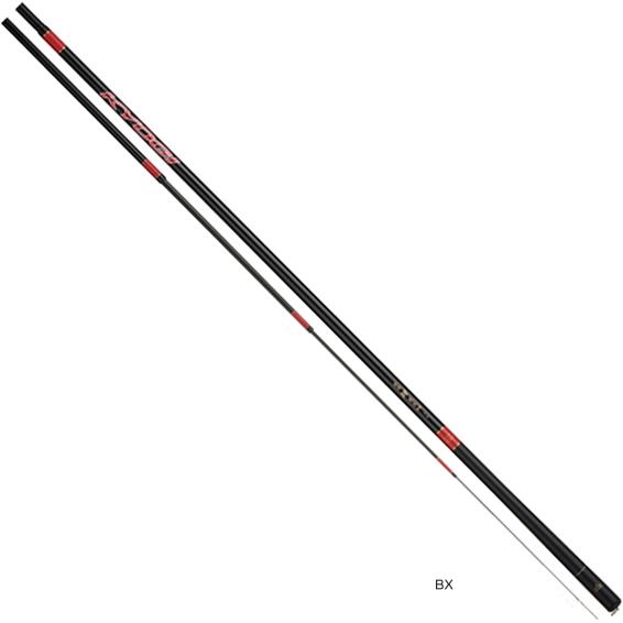 宇崎日新 精魂 鯉 競技[せいこん こい きょうぎ] BX 15尺(4505) 淡水用ロッド