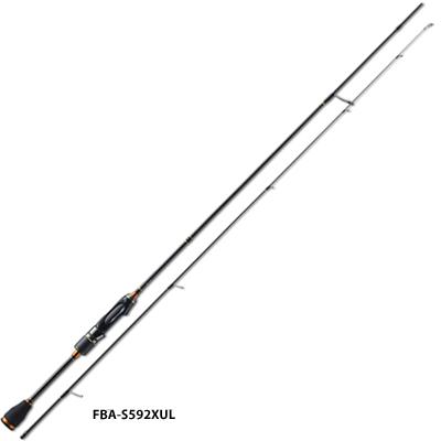 メジャークラフト ファインテール・バンシー FBA-S592XUL スピニングロッドトラウトロッド