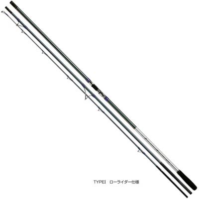 宇崎日新 ZEROSUM KISU[ゼロサムきす] TYPE0 ストリップ仕様 4003 スピニングロッド 投竿