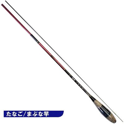 宇崎日新 精魂 こがね(並継) 4尺 淡水用ロッド