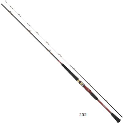 ダイワ アナリスター 真鯛 270 両軸竿 船竿