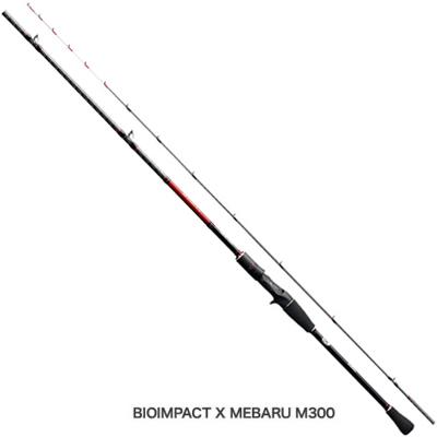 シマノ バイオインパクトX メバル[BIOIMPACT X MEBARU] S300 ベイトロッドメバルロッド