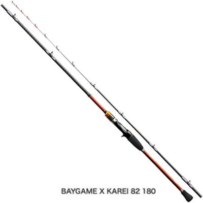 シマノ ベイゲーム X カレイ[BAYGAME X KAREI] 73 180 ベイトロッド