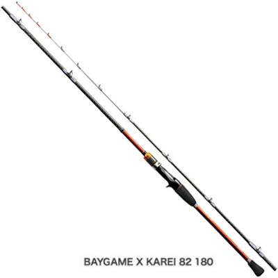 シマノ ベイゲーム X カレイ[BAYGAME X KAREI] 82 180 ベイトロッド