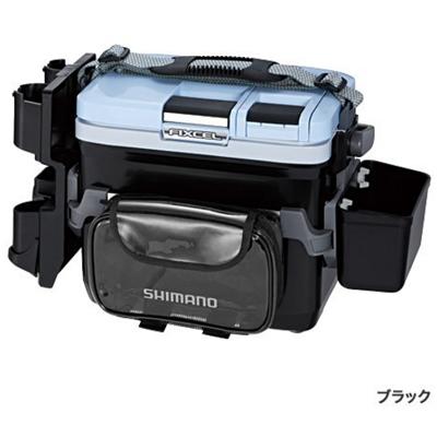 シマノ FIXCEL LIGHT GAMESPECIALII 90 LF-L09P ブラック クーラーボックス