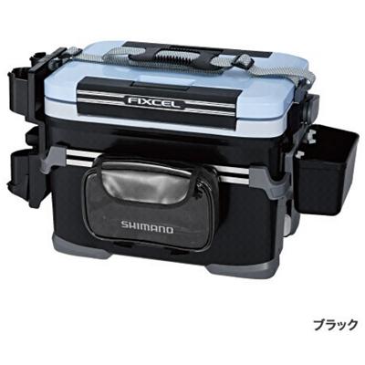 シマノ FIXCEL LIGHT GAMESPECIALII 170 LF-L17P ブラック クーラーボックス